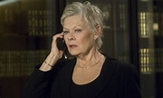 Dame Judi Dench crowned the ultimate Bond girl in ...
