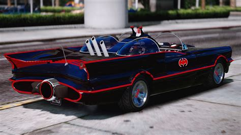 1966 Batmobile - GTA5-Mods.com