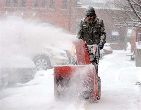 Parking ban in effect in Norwich because of snow - News ...
