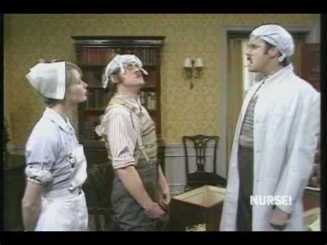 Monty Python - Gumby Brain Specialist - YouTube