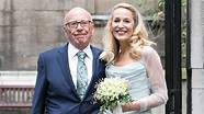 Rupert Murdoch and Jerry Hall marry in London - CNN.com