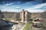 File:Park Hill, half-abandoned council housing estate ...