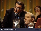 Eric Heffer Labour MP and Tony Benn MP Labour party ...