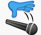 """Connor on Twitter: """"I vote mic drop emoji as best emoji ..."""