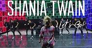 """Shania Twain Reveals The Choreography Behind """"Let's Go!"""" (Episode 2)"""