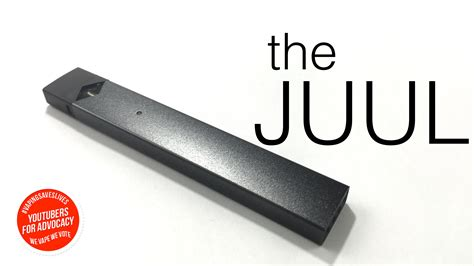 The JUUL - Best E-Cig Ever? - Review! - YouTube