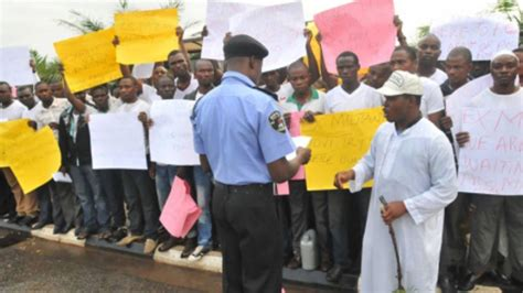 Ex-militants Storm National Assembly In Protest Over Non ...