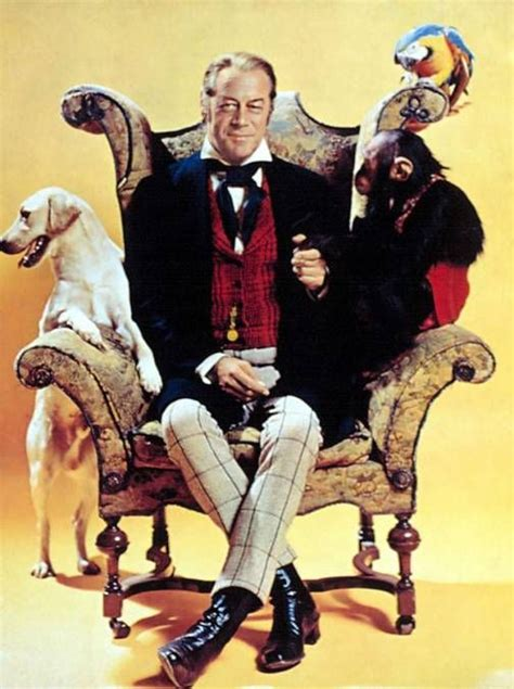Dr. Doolittle - Rex Harrison | My Childhood Circa 1963 ...