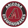"Arizona Diamondbacks Logo Roundel Mat - 27"" Round Area Rug"