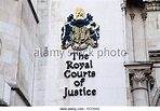 Royal Court Of Justice Stock Photos & Royal Court Of ...