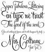 very popular design tattoos: letter fonts tattoos good ideas