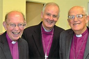 Archbishop pays tribute to Bishop Cledan Mears - The ...