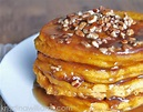 Pumpkin Spice Pancakes with Easy Pancake Mix