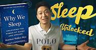 CAN'T FALL ASLEEP? Say Bye To Sleep Deprivation in under 10 minutes(Do this today)|告別睡眠不足只需十分鐘