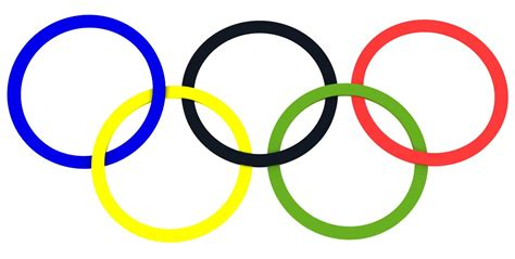 Puzzle Olympics: Olympic Rings