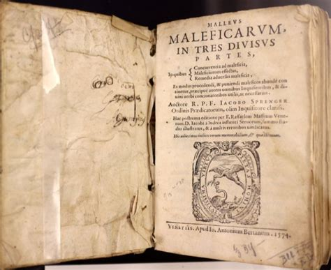 'The Devil is precise': Malleus Maleficarum | Red or Dead
