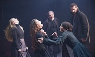The Crucible review – an engrossing, fiery evening | Stage ...