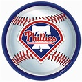 Dinner Plate - Red | Phillies baseball and Philadelphia ...