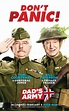 Dad's Army film posters with Michael Gambon, Bill Nighy ...