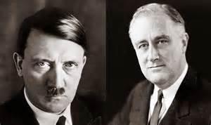 Hitler & Roosevelt