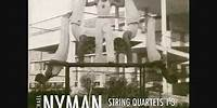 Michael Nyman - String Quartet No. 2, III (Official audio)