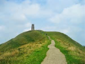 Glastonbury Tor | Robbins Library Digital Projects