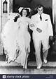 Al Capone's son takes a bride. Mr. and Mrs. Albert Francis ...