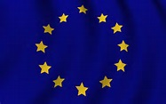 EU flag wallpaper in 1280x800 screen resolution