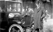 Henry Ford with Ford Model T