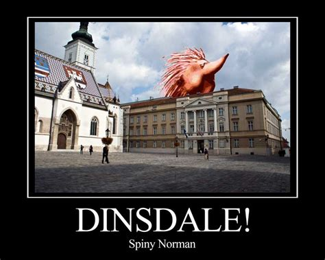 Spiny Norman by bhorwat on DeviantArt