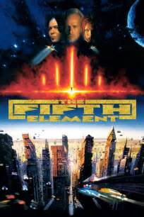 The Geeky Nerfherder: Movie Poster Art: The Fifth Element (1997)