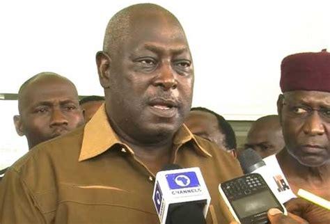 Grass-cutting Scandal: President Buhari's Ex-SGF, Babachir ...