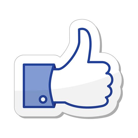 Thumbs Up Symbol For Facebook - ClipArt Best