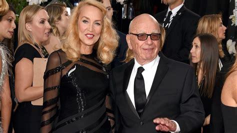 Rupert Murdoch & Jerry Hall: Why marry? - CNN.com