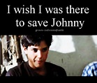 The Outsiders Johnny Quotes. QuotesGram