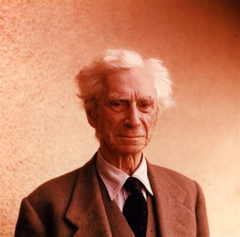Bertrand Russell, London England. 1953. (Large Version ...