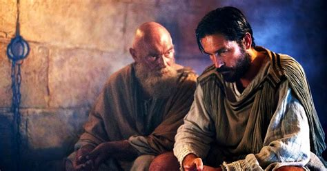 Paul, Apostle of Christ (2018) Andrew Hyatt - Movie Review