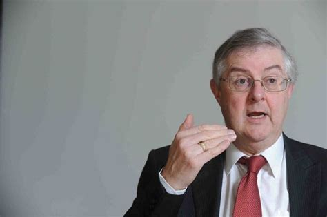 Health minister Mark Drakeford: 'I am not in favour of ...