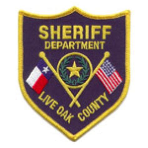 Deputy Sheriff Harry Hinton, Live Oak County Sheriff's ...