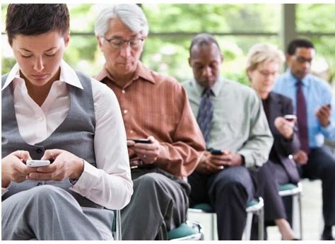 SMART PHONES CAUSING SEPARATION FROM FAMILY AND SOCIAL ...
