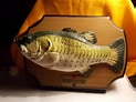 Big Mouth Billy Bass Animated Singing Fish on Plaque Sings