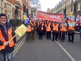 Huge Turnout For National NHS Rally