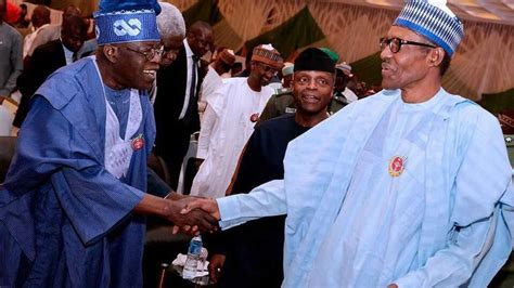 Nigerians are still suffering, Tinubu tells President Buhari ...
