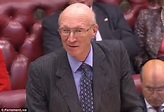 Lord Prior says food bank rise is 'strange' at time of ...