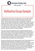 Related Post of Buy a reflective essay