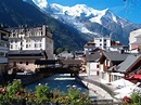 Chamonix-Mont-Blanc, France - Tourist Destinations