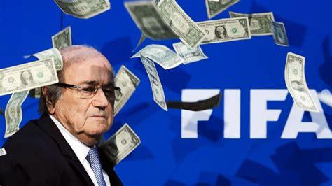 FIFA President Sepp Blatter Not Amused by Comedian's Prank ...