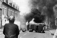 The Handsworth Riots in September 1985 - Birmingham Live
