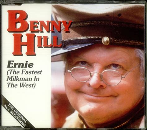 Benny Hill Ernie (The Fastest Milkman In The West) UK CD ...