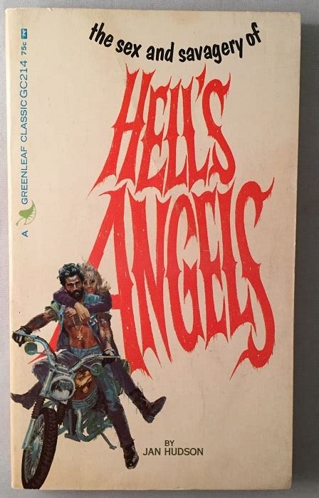 The Sex and Savagery of Hell's Angels Paperback Original ...